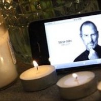RIP Steve Jobs 24 Feb 55 – 5 Oct 11