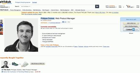 Amazon CV